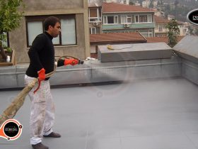 polyurea teras istanbul