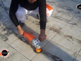 polyurea zemin hazırlığı