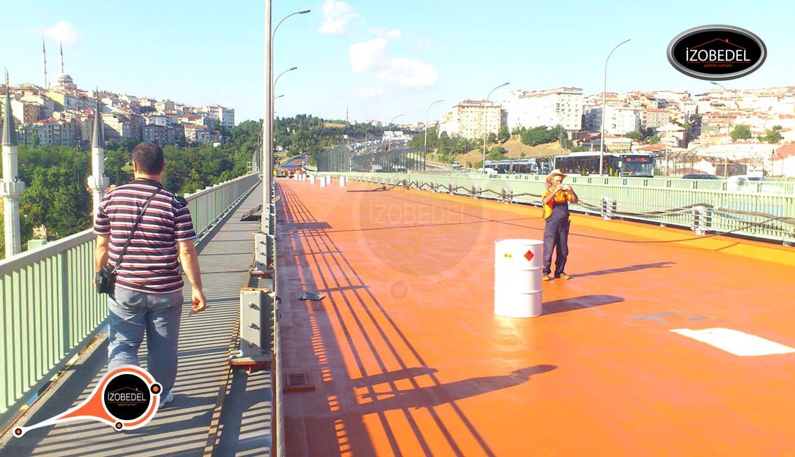 polyurea köprü su yalıtımı
