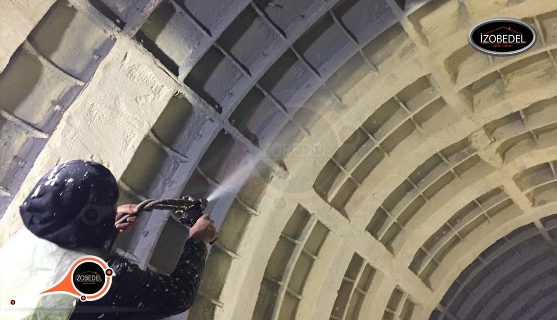 polyurea.tünel.su.yalitimi