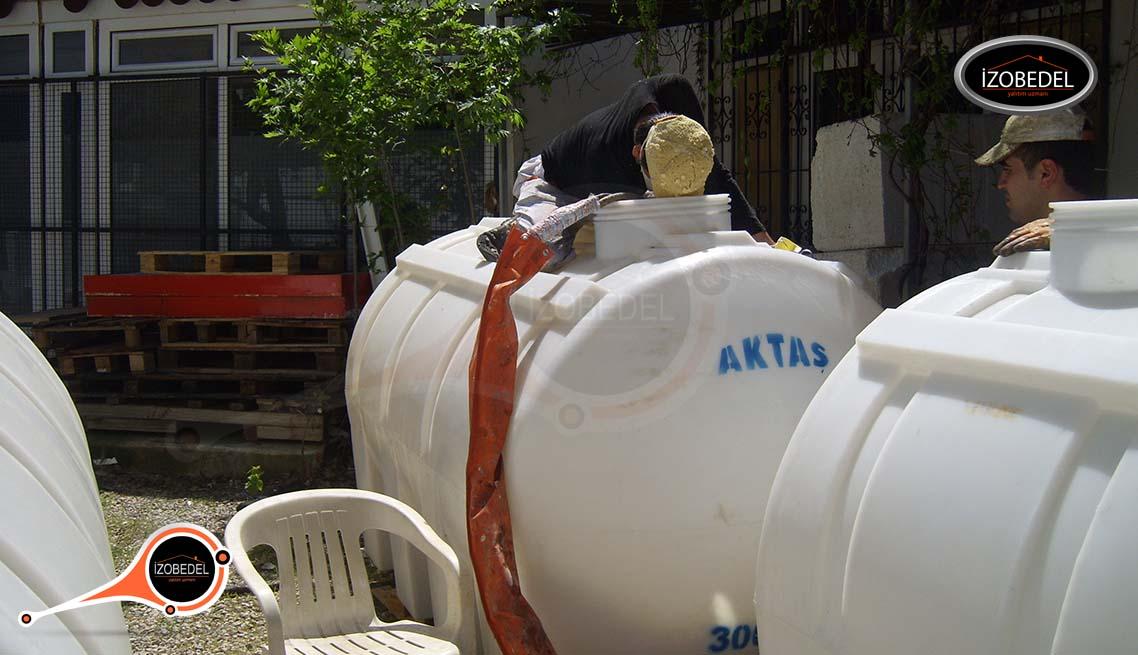 tank silo kaplama