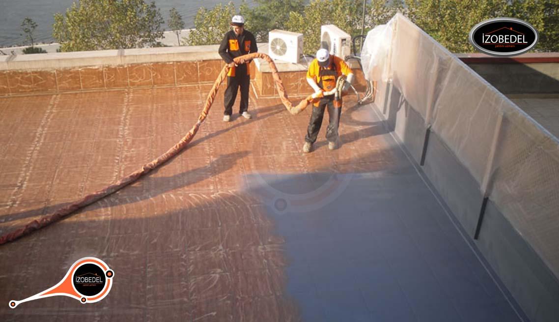 teras su ve ısı yalıtımı